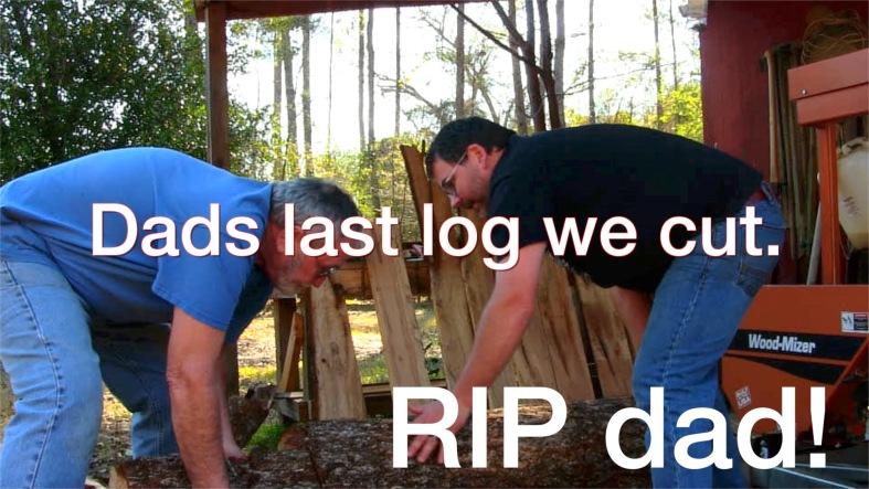 dads last log2